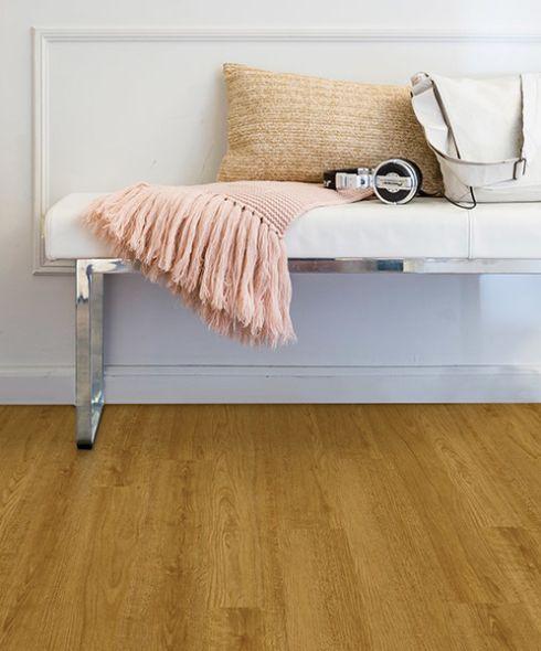 Luxury vinyl plank (LVP) flooring in Amherst, MA from Summerlin Floors