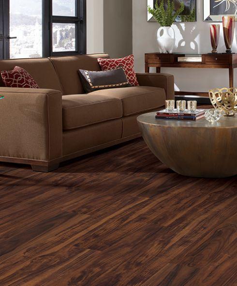 Luxury vinyl plank (LVP) flooring in Bellevue, WI from Bayland Flooring