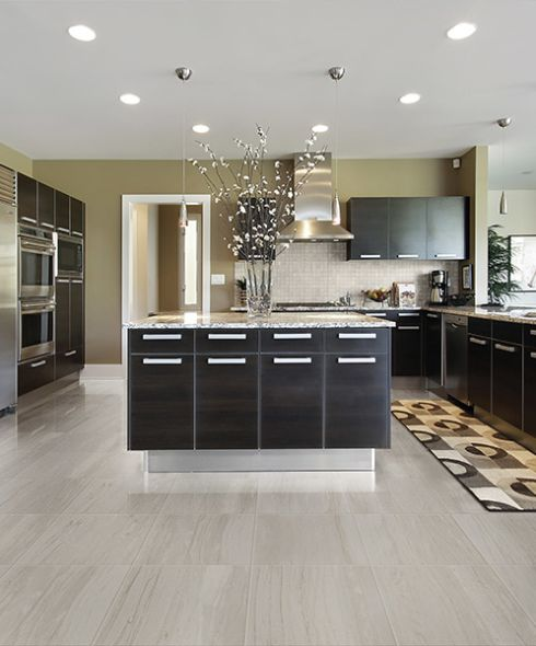 Ceramic tile flooring in Bangor, CA from Jaime's Designs & Floors