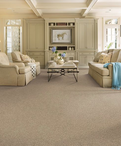 Luxurious carpet in Warner Robins, GA from H&H Carpets