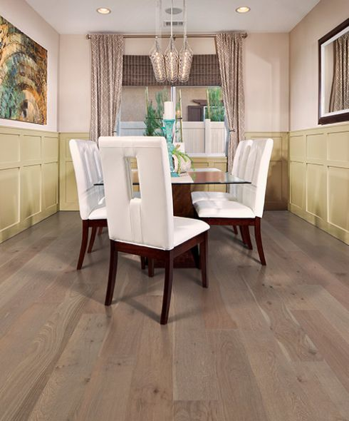 Gorgeous hardwood flooring in Evansville, IN from Carpets Unlimited