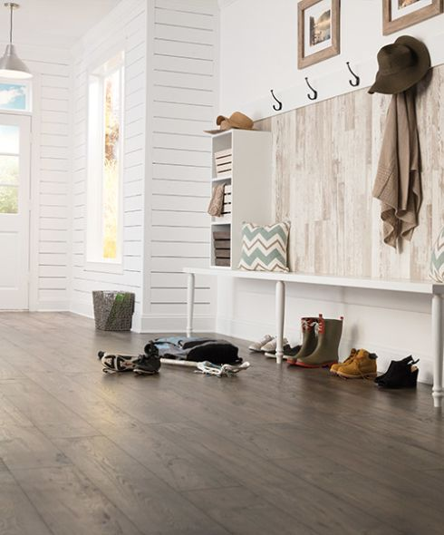 Modern laminate flooring in Avon Lake, OH from WestBay Floor Source