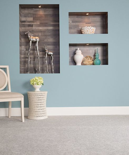 Wood look laminate flooring in Perry, GA from H&H Carpets
