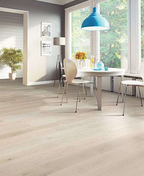 The benefit of hardwood flooring in Loris,  SC from WF Cox Company