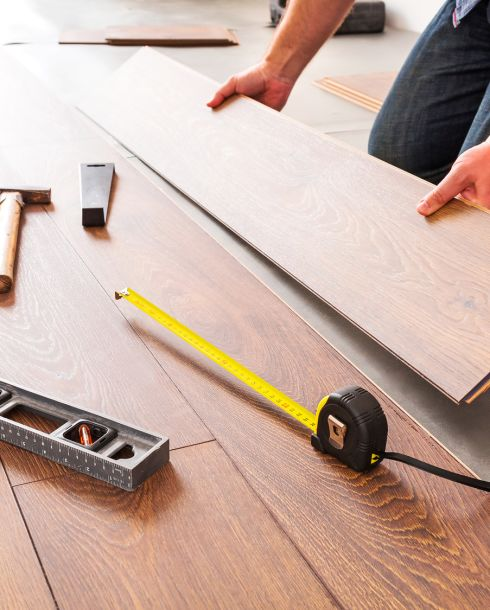 Flooring services in Whatcom County by Ralph's Floors