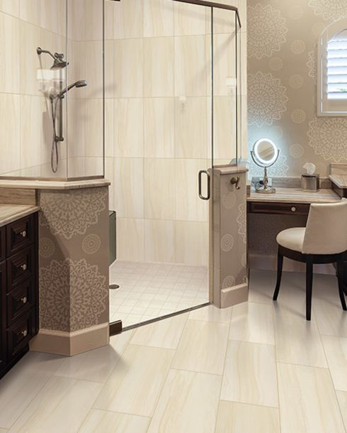 Kitchen & Bath Remodeling in Chantilly, VA area from Crown Floors