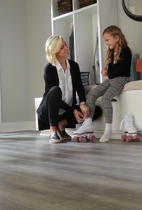 Durable laminate floors in Marmora NJ from Foglio's Flooring Center