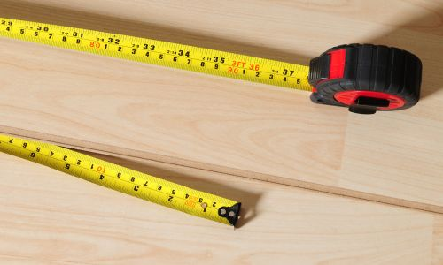 In-home measurements from Flooring Solutions in Norfolk