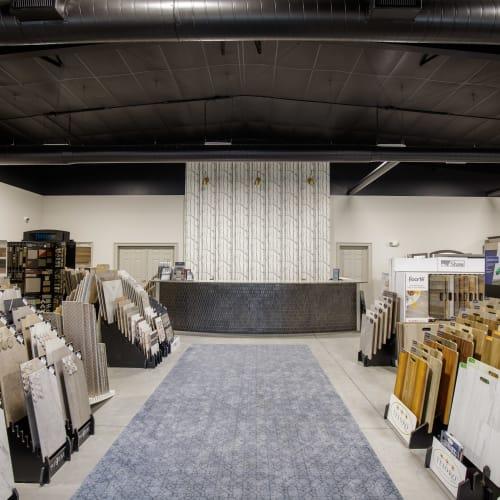 Flooring shop serving the Valdosta, GA area