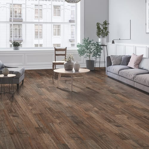 Hardwood flooring in Des Moines, IA from Floors 4 Iowa
