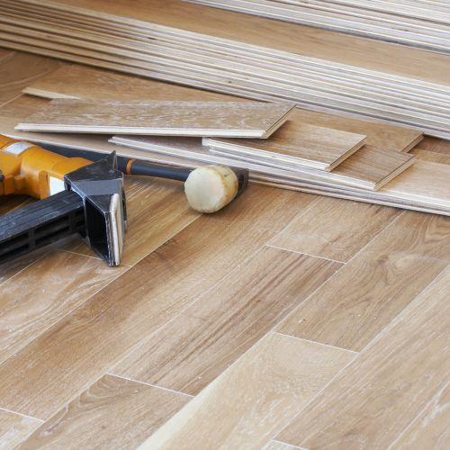 Shop for flooring supplies in