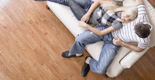 Luxury vinyl plank (LVP) flooring in Winooski, VT from Main Street Floor Covering