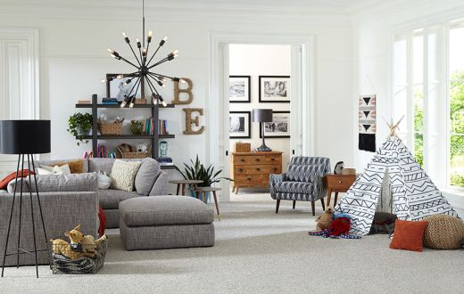 Flooring inspiration in Doylestown, PA from Room by Room Design Center