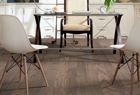 Gorgeous hardwood flooring in Bunker Hill Village, TX from Floor Inspirations