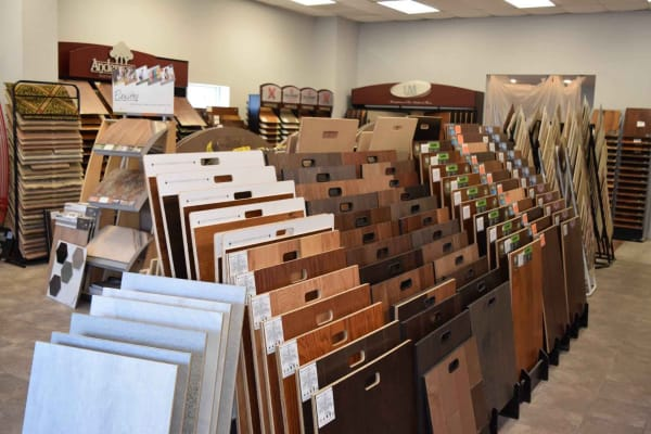 Most recommended flooring store serving the West Orange, TX area
