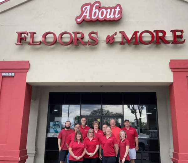 Meet the team at About Floors n' More