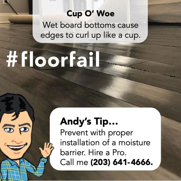Hardwood flooring in Tarrytown, NY from All Hardwood Floors