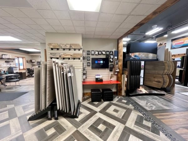 Most recommended flooring store serving the Box Elder, SD area
