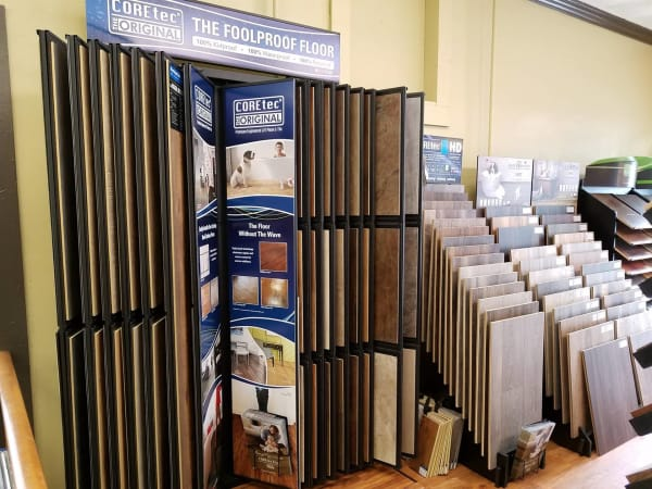 Your flooring experts serving the Boalsburg, PA area