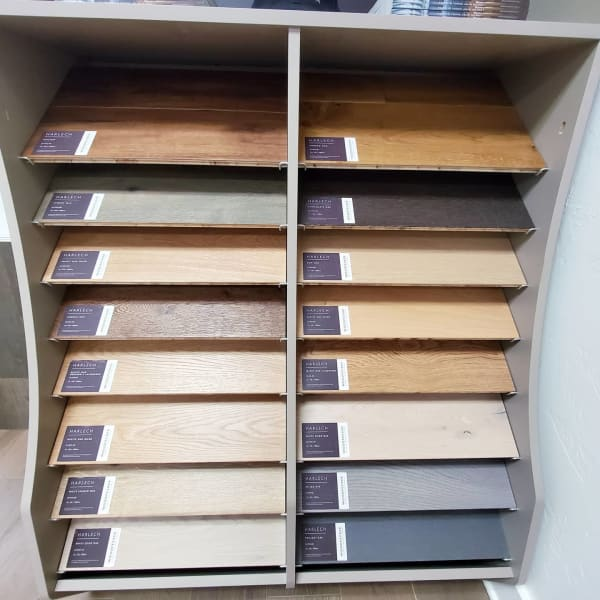 High-quality flooring store near you