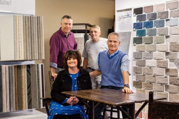 Most recommended flooring store serving the Norfolk, VA area