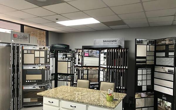 Flooring shop serving the Alpharetta, GA area