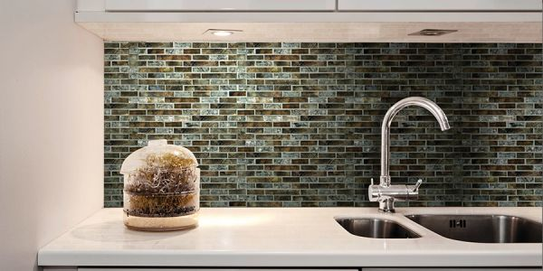 Glass tile in San Jose, CA from Floor Gallery