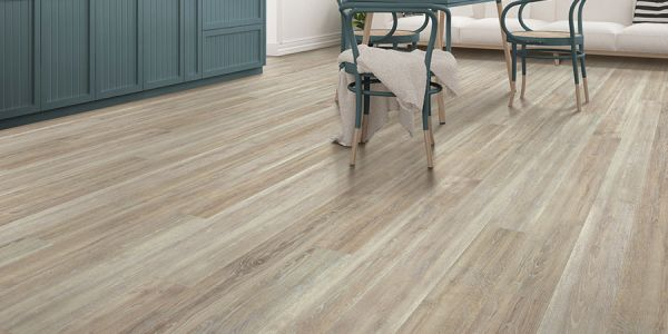 Waterproof flooring in Grinnell, IA from Strand's