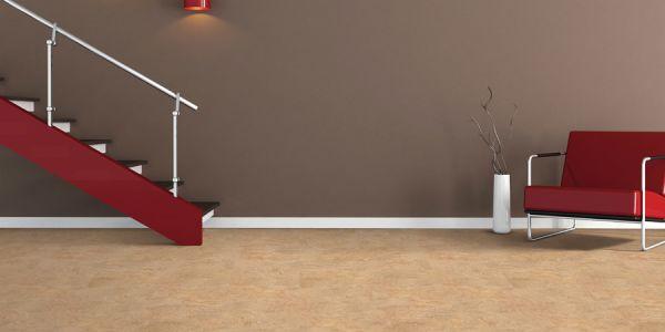 Modern cork flooring ideas in Clifton, NJ from The Longest Yard
