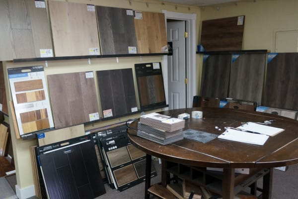 Flooring shop serving the Orem, UT area