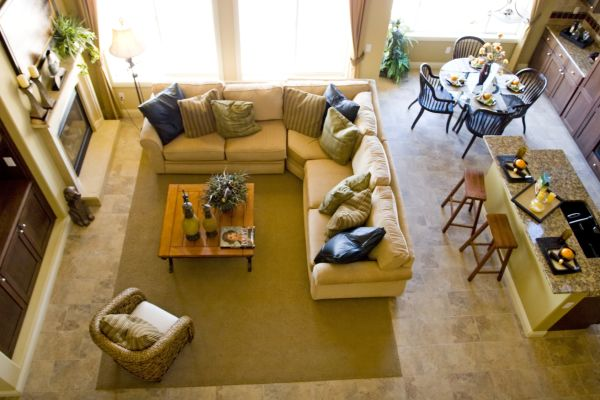 Colorful area rugs in Grapevine, TX from Texas Designer Flooring
