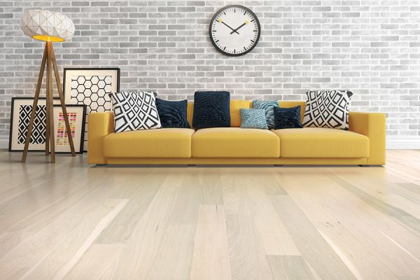 Modern hardwood flooring ideas in San Mateo, CA from Luxor Floors Inc.