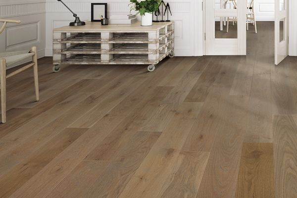 Modern hardwood flooring ideas in Estero, FL from Setterquist Flooring