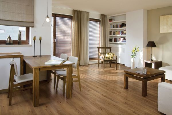 Wood look luxury vinyl plank flooring in Pensacola, FL from Act 1 Flooring & Supply