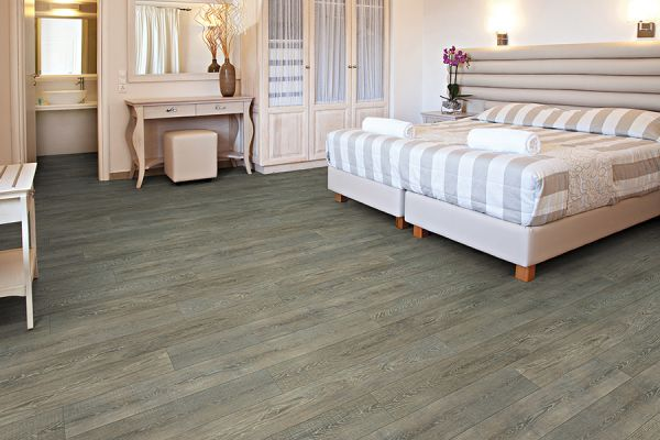 Waterproof floor installation in North Fort Myers FL from Friendly Floors