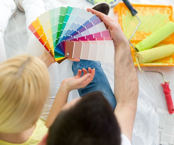 Painting in Belleville, IL area from Valor Home Services