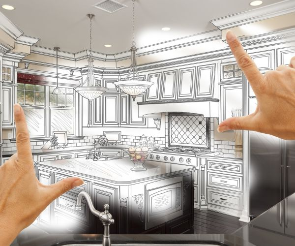 Kitchen Remodeling in California, MD area from Southern Maryland Kitchen Bath Floors & Design