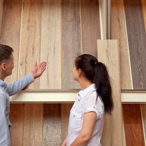 Flooring design professionals in the Menomonie, WI area - Nevins Flooring