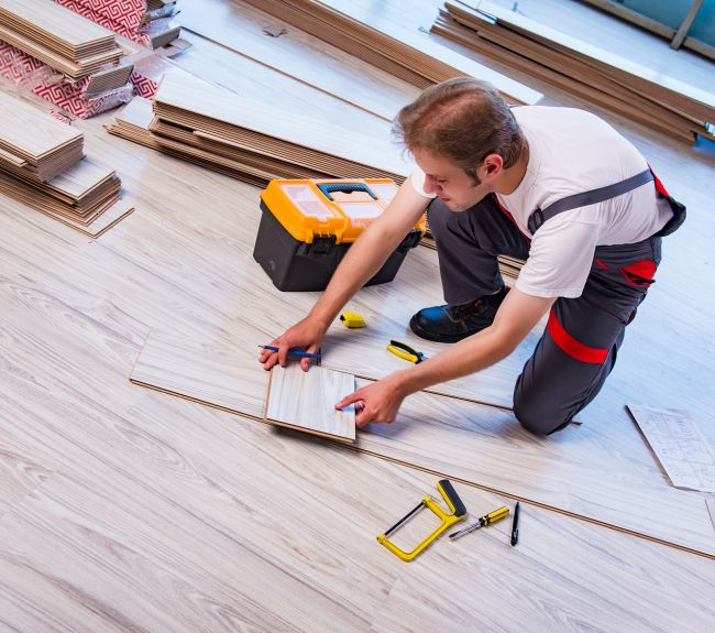 Flooring services in Tampa Bay by World of Floors