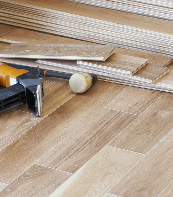 Flooring services in Fresno by Jaime's Designs & Floors