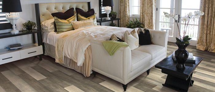 Modern laminate flooring in Kirkwood, MO from Champion Floor Company