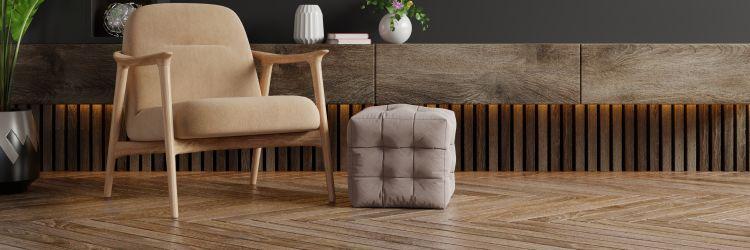 Wood flooring in Ocean View, DE from Paul Morin's Floor & Wall Design
