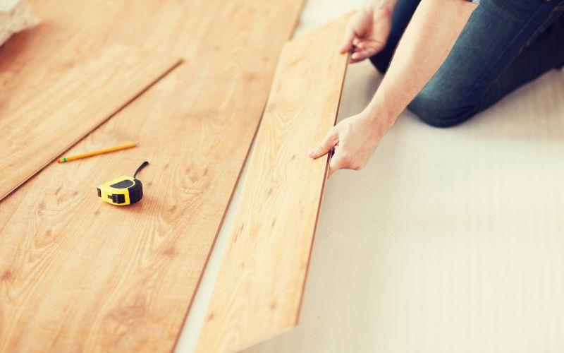 Flooring installation in Bradenton, FL from Your Flooring Warehouse