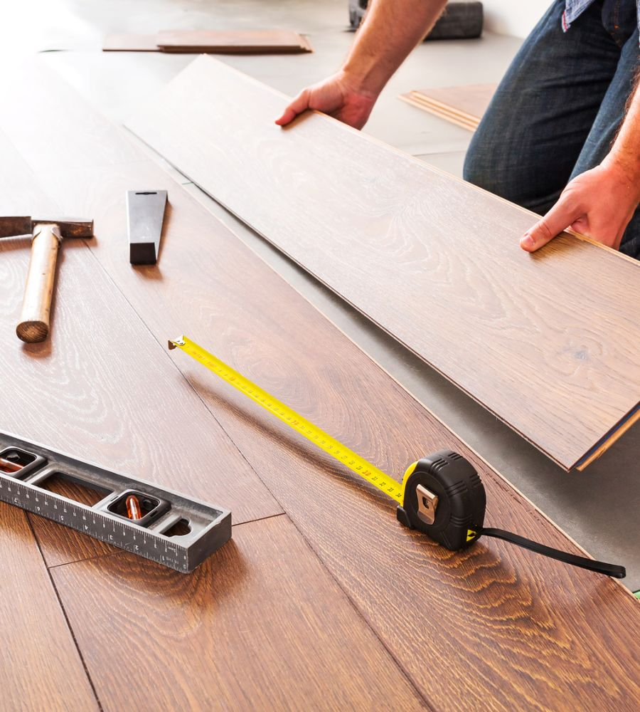 Flooring Installation in Menomonie, WI area from Nevins Flooring