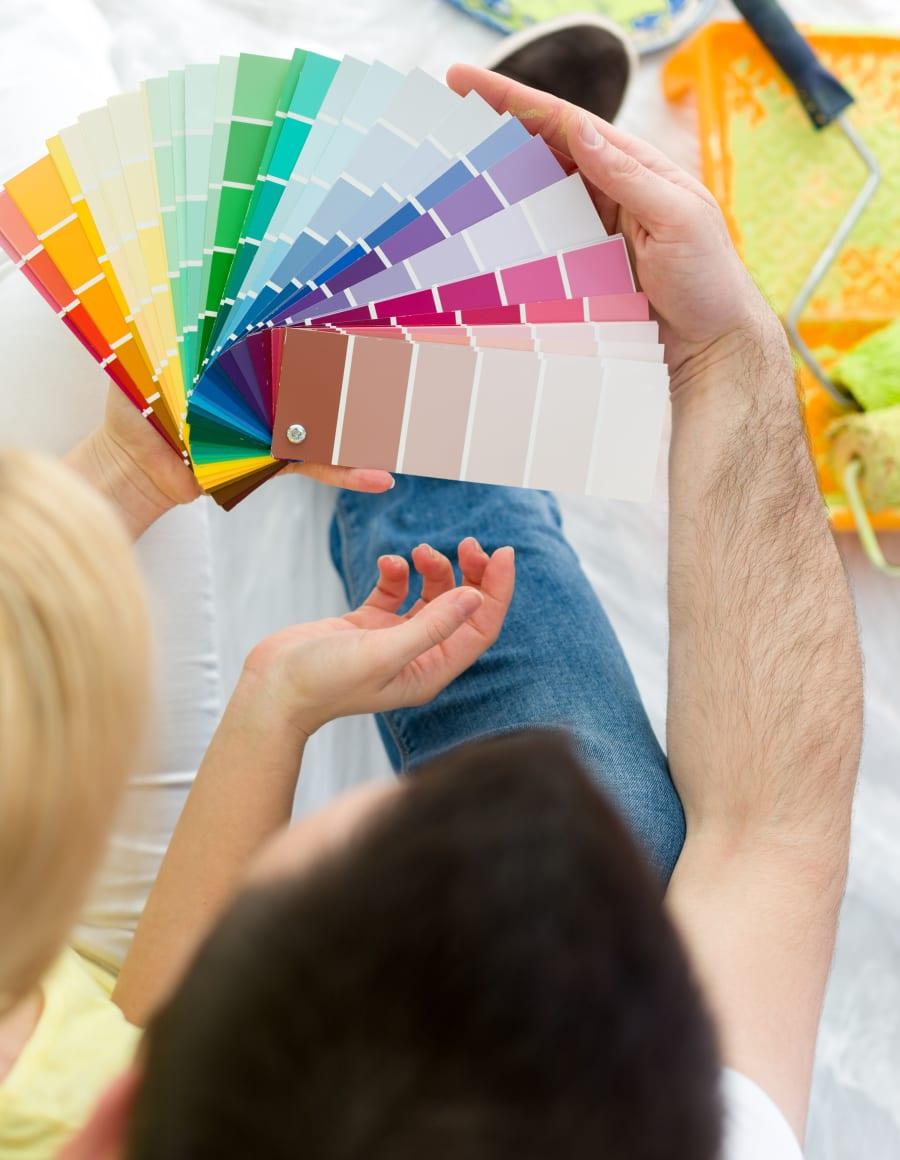 Design consultation in Cummings, GA from Bridgeport Carpets