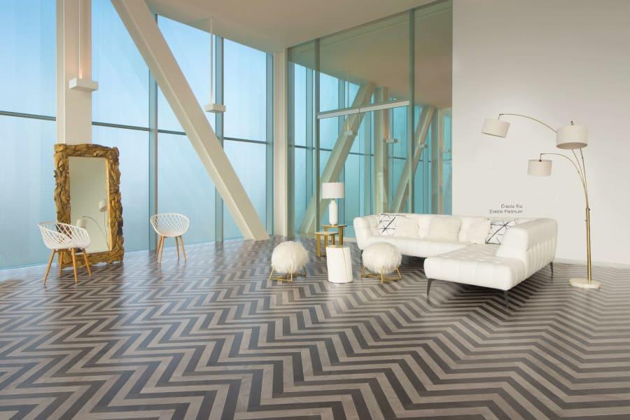 Modern Hardwood flooring ideas in Manhasset, NY from Anthony's World of Floors