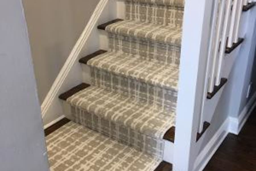 Stair runners in Port Washington, NY from Anthony's World of Floors