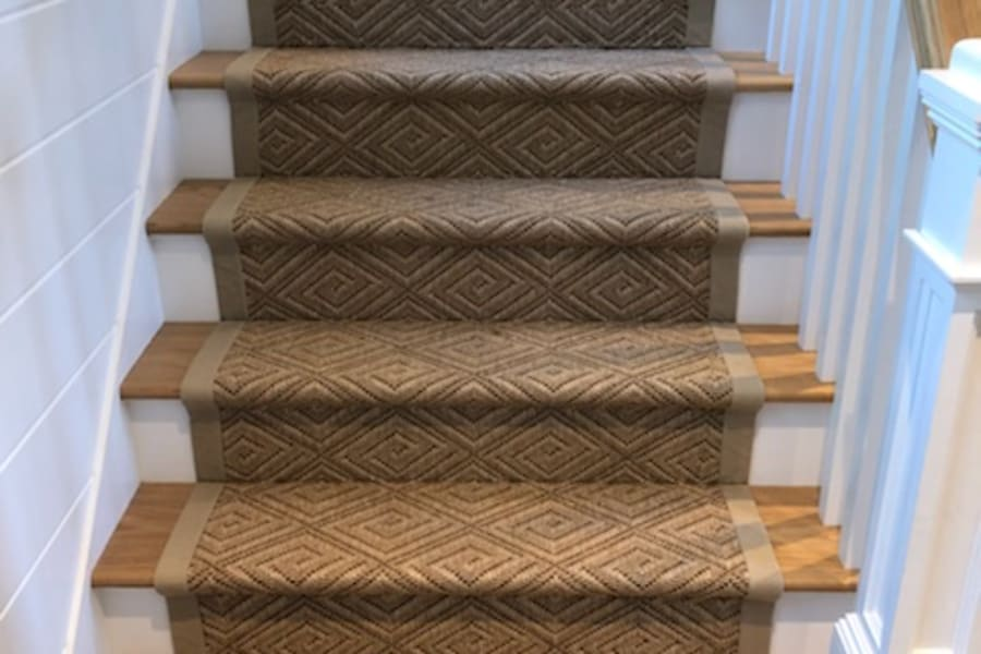 Stair runners in Manhasset, NY from Anthony's World of Floors