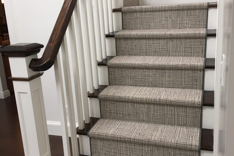 Stair runners in Roslyn, NY from Anthony's World of Floors