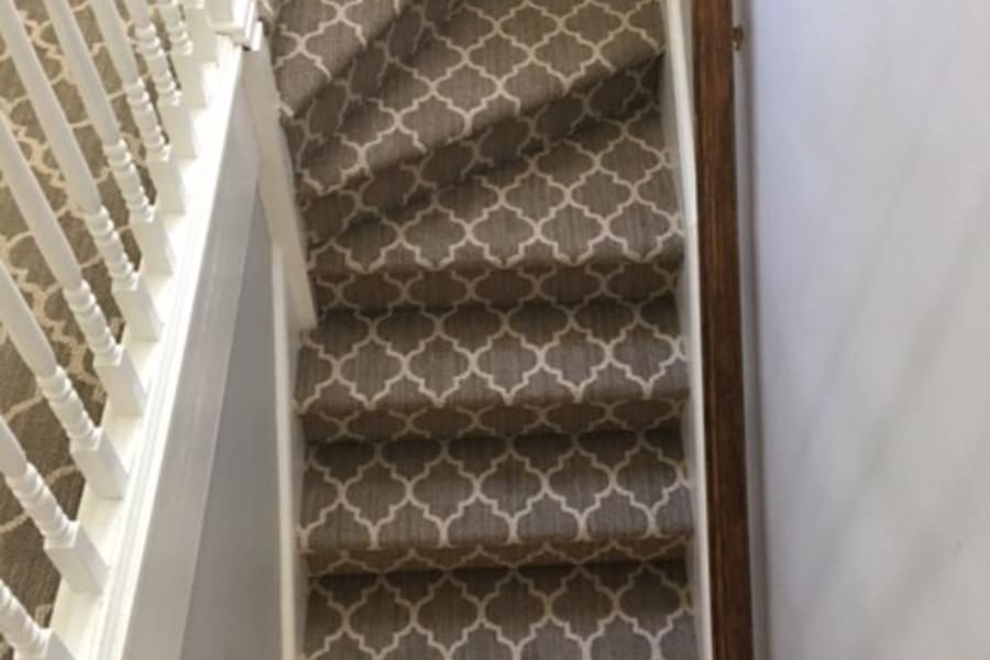 Stair runners in Long Island, NY from Anthony's World of Floors